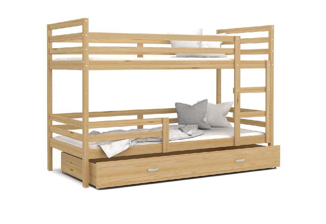 3c7a000e0a0e Poschodová detská posteľ JACEK B